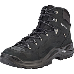 Lowa Renegade GTX Mid Shoes Men deep black